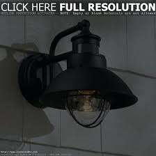 Led Porch Light Outdoor Fixtures Contemporary Lighting Outside Lamps Exterior