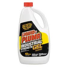 liquid plumr 42 fl oz drain cleaner pour bottle