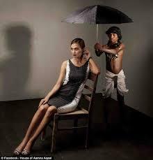 Girls who slave boy