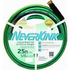 25 ft garden hose. Neverkink 25\u0027 Heavy-Duty Ultra Flexible Garden Hose 25 Ft E
