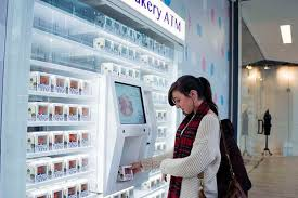 Cupcake Vending Machine For Sale Cool NonTraditional Vending