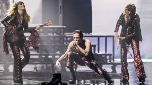 21.05.2021 | 18:04 με μια εξαιρετική εμφάνιση, μελωδική φωνή και άψογο στήσιμο η στεφανία λυμπερακάκη κέρδισε επάξια το εισιτήριό της για τον τελικό της eurovision. Ukvk7 Wdwne2sm