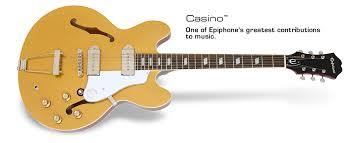 epiphone casino casino