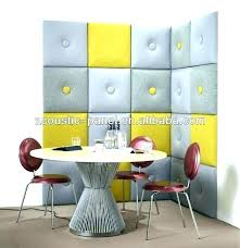 decorative acoustic wall panels soundproofing sound decora