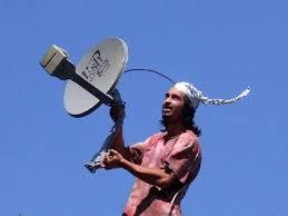 Image result for tv set antenna foil