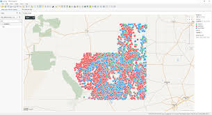 How To Plot Pie Charts As Markers On A Map Chart In Spotfire