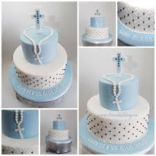 Communion Cake For A Boy Cake By Its A Cake Thing Cakesdecor