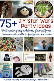 75 diy star wars party ideas about