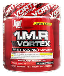 bpi sports 1 m r vortex limited edition pre workout powder fruit punch 50 servings 150 grams at luckyvitamin