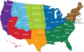 Austin Tx Allergy Chart The Eight Allergy Zones In The United States W Free