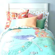 mermaid bedding queen miller kids bedding mermaid little mermaid bedding set twin photo 4 of little