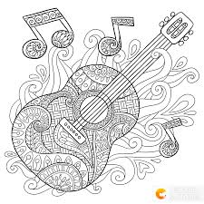 We have 43 music coloring pages! Pin On Colouring Pages