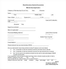 Sign Up Form Template Word Templates 5 Registration Forms Free