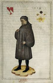 geoffrey chaucer  portrait of chaucer 16th century f 1 bl add ms 5141