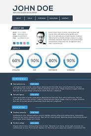 Free Web Resume Templates Websites With Free Resume Templates And Downloadable Resume 85