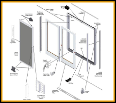 gliding patio door insect screen