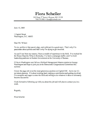 Good Cover Letter Examples An Example Of A Cover Letter For A Resume