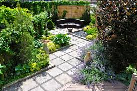 square concrete paver patio. The Great Outdoors Contemporary-landscape Square Concrete Paver Patio R
