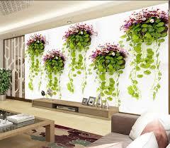 room elegant wallpaper bedroom: natural scenery photo wallpaper green plants wall mural d elegant wallpaper designer art room decor bedroom