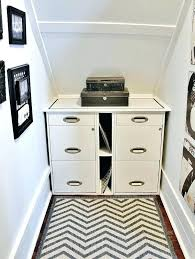 under stairs closet ideas organization create a home office the organizing c