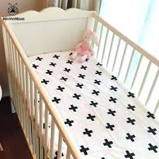 black and white baby bedding baby bed fitted sheet 5 designs baby crib sheet cotton black black and white baby bedding diamond crib