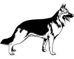Find vectors of german shepherd. Free German Shepherd Svg Images Yahoo Search Results Yahoo Image Search Results German Shepherd German Shep Shepherd