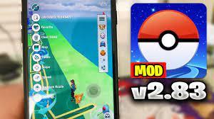 Pokemon GO Mod Menu - v2.83 Mod Menu Teleport, Spoof, Autowalk - YouTube