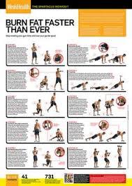 starz originals spartacus spartacus blood and sand men s health workout