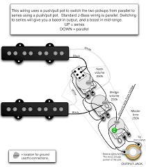 jazz bass series parallel switch