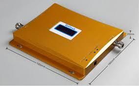 diy kit gsm 900mhz 3g w cdma 2100mhz dual band cell phone signal booster gsm 900