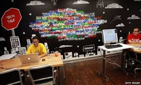 google home office. a u0027techstopu0027 at new yorku0027s google office home u