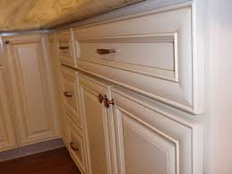 antique white maple glazed kitchen cabinets gallery image