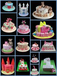 10 First Birthday Cakes For Girls Designs Photo Girls Birthday