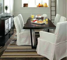 chair covers for dining room chairs staggering stylish dining room chairs with slipcovers white dining chairs