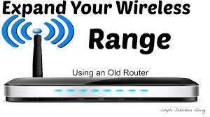 how to expand your wireless range using an old router how to expand your wireless range using an old router