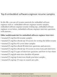 Best Resume Format For Software Engineer Fresher  sample resume