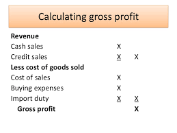 Statement Of Profit And Loss Introducing Profit And Loss Statements