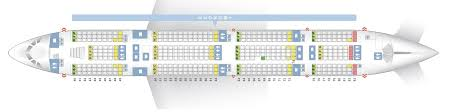 Seat Map Airbus A380 800 Qatar Airways Best Seats In The Plane
