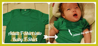 Make Your Shirt If You Give A Girl A Needle Adult T Shirt Into Baby T Shirt Diy