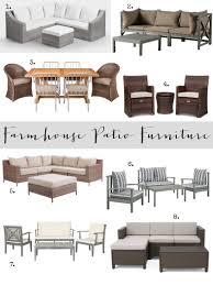tablesfarmhouse patio furniture engaging farmhouse 7 farmhouse patio furniture s73
