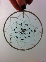 Wire Wrap Dream Catcher Tutorial