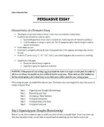 Persuasive Essay Examples For College Students Argumentative Essay Example College Sample Professional Resume