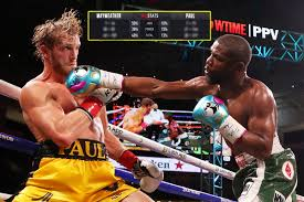 Punch stats reveal who landed the most in Floyd Mayweather vs Logan Paul
