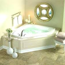 corner garden tub decorating ideas pictures for mobile home bathtubs o with jets tile around