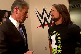 EXCLUSIVE: <b>AJ Styles</b> details meeting with Vince McMahon over ...