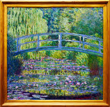 monet s gardens in giverny