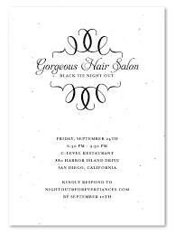 invitations to print free black tie business invitations cosmopolitan plantable business