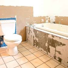 bathtub tile bathroom with tile removed from tub and walls bathtub tile designs pictures