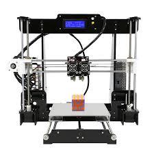 anet a8 m diy 3d printer kit