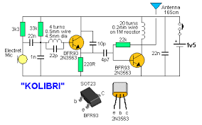 spy circuits the following circuit comes from russia it has an unusual oscillator section a conventional buffer stage